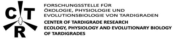 Homepage of CTR